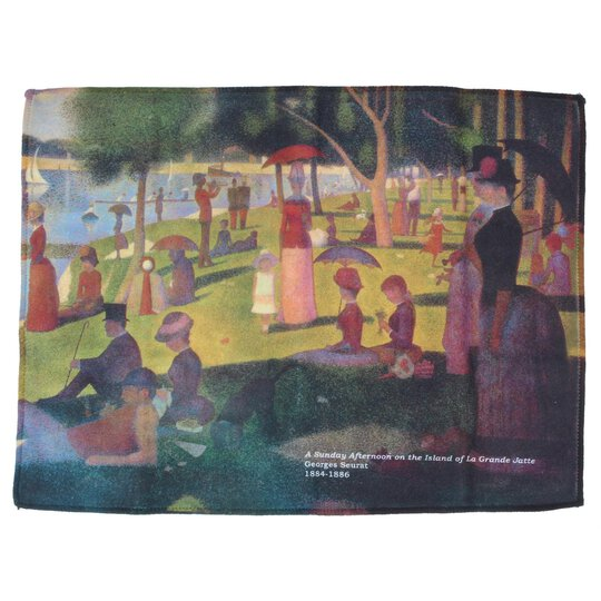 Georges Seurat - A Sunday Afternoon | Edles...